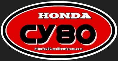 HONDA CY80  LE FORUM !