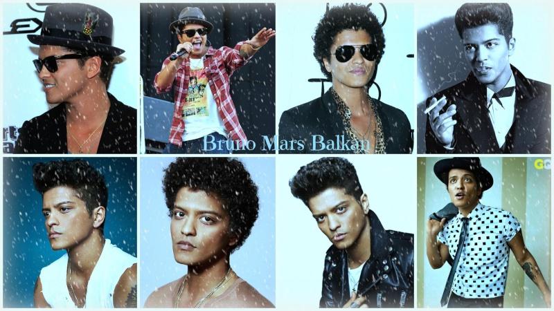 Bruno Mars Balkan