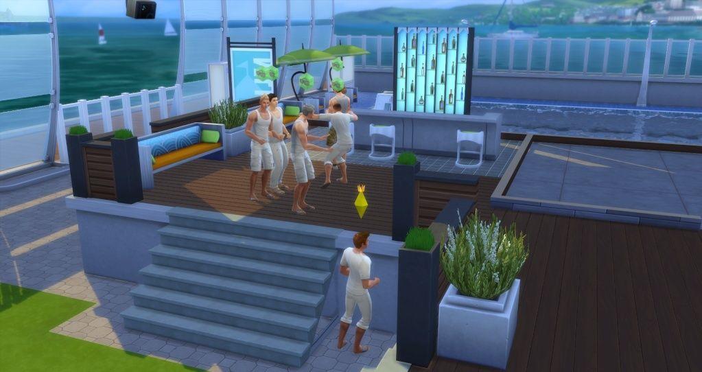 Sims Never Autonomously Eat The Cowplant Cake