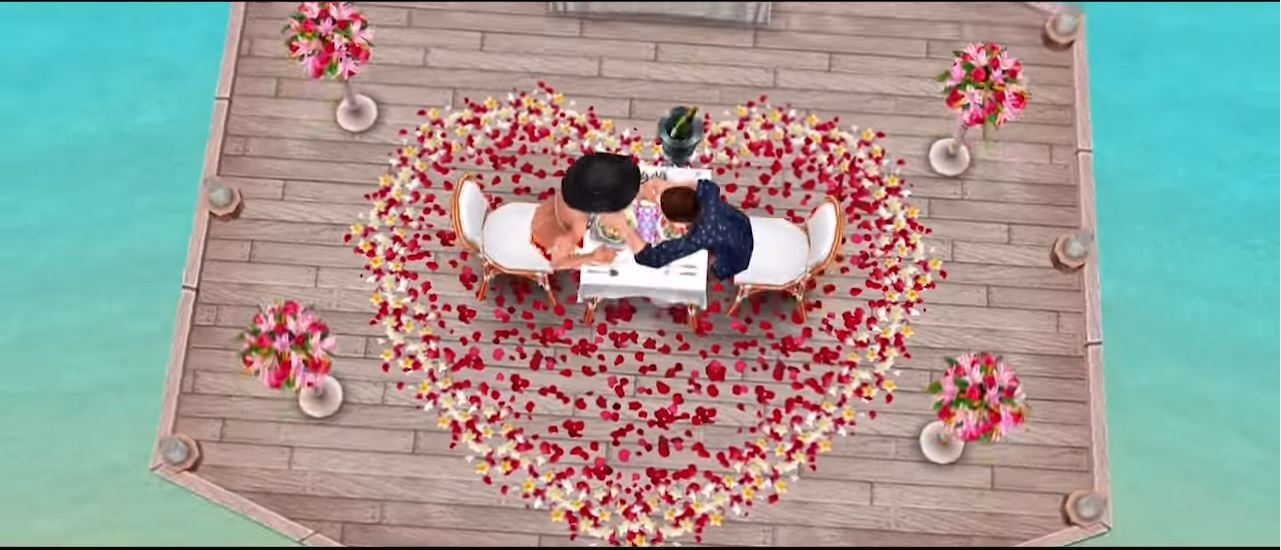 Get Tsfp Romance Ideas In The Sims 4 The Sims Forums