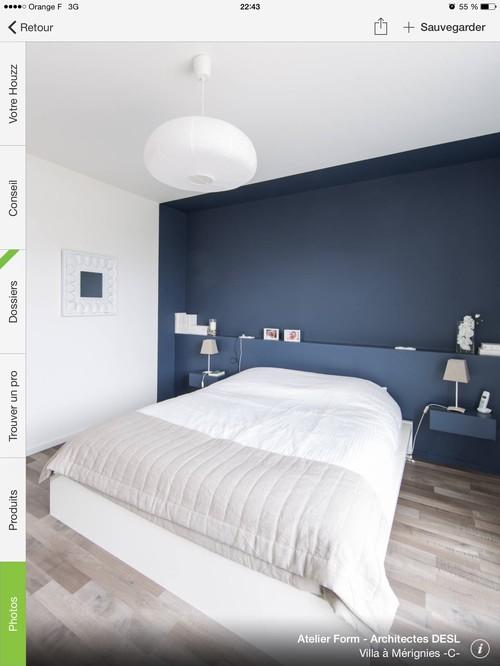 Branoal et on refait notre chambre - Peindre une tete de lit ...