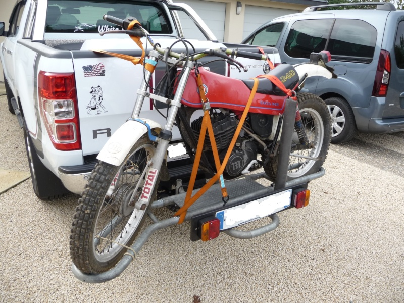 Porte motos carry on pickup mania for Porte u moto