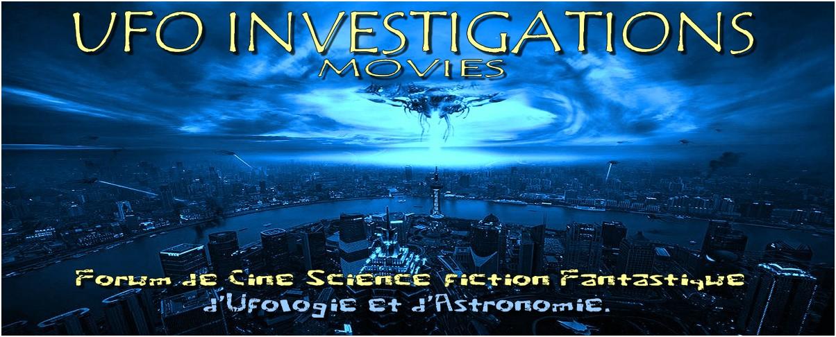 UFO INVESTIGATIONS-MOVIES