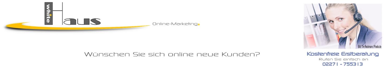 white Haus Onlinemarketing