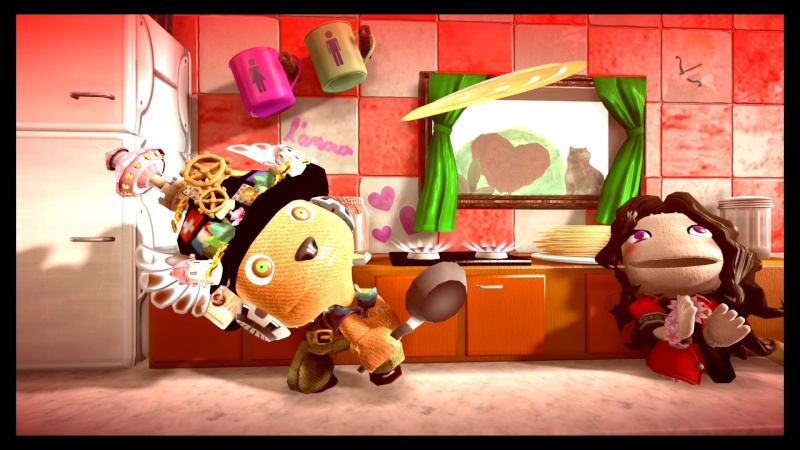 Little Big Planet dating thai Boyette