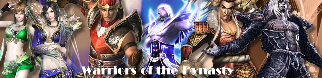 Warriors of the Dynasty