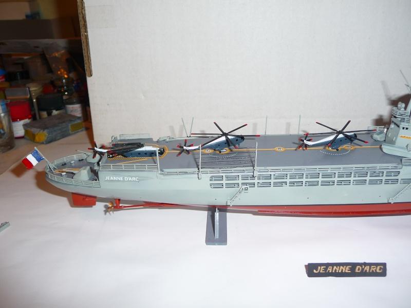 La jeanne d 39 arc par kitou au 1 400 heller for Porte helicoptere