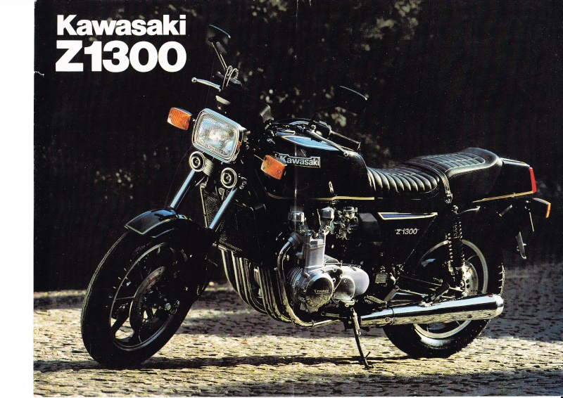Kawasaki Z1300 | KAWASAKI BOY