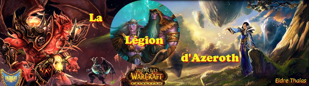 La Legion d'Azeroth