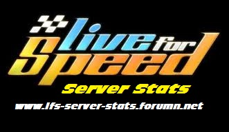Welcome To Lfs Server Stats