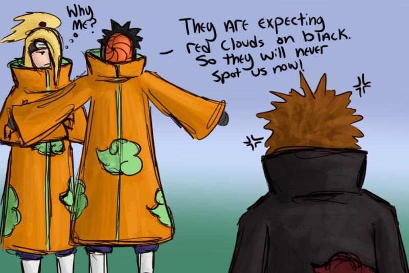 Naruto Lucu ( Komik Singkat )