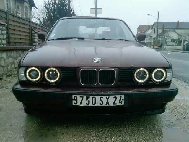 1988 Bmw 524td E34 Related Infomationspecifications Weili