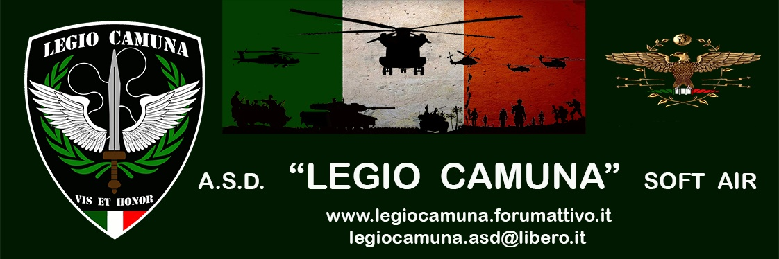 Legio Camuna A.S.D. Soft Air