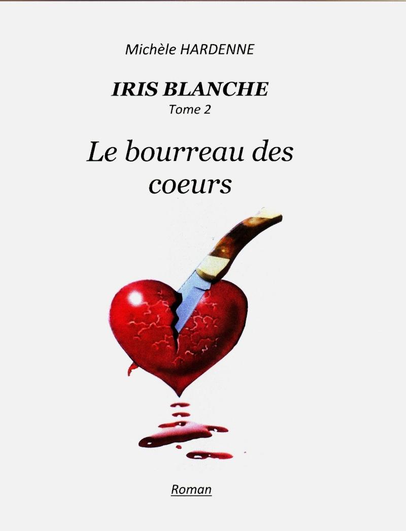 Iris Blanche, tome 2, Le bourreau des coeurs... couv_b11