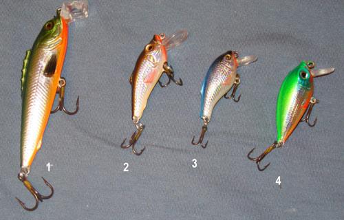 какие блесна используют и для какой рыбы