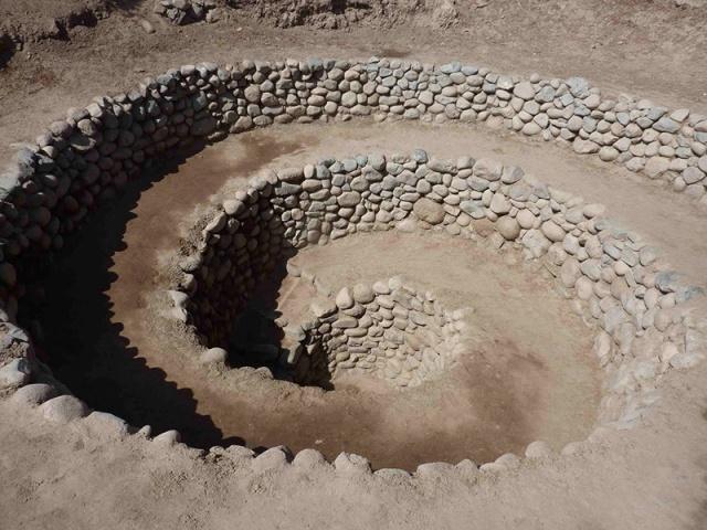 La spirale mouvement de vie page 6 - Puit en pierre ...