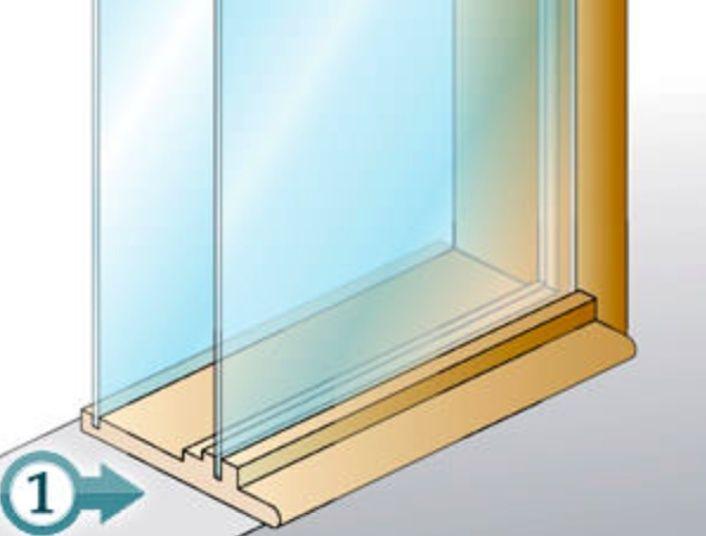 Da quale componente partire per iniziare a mettere insieme - Vetri doppi per finestre ...