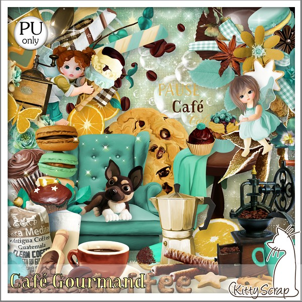 Cafe gourmand de Kittyscrap dans Janvier kittys40