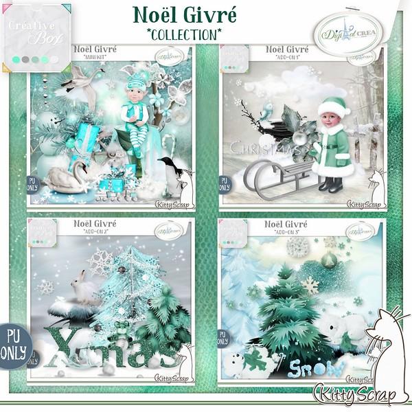 Créative Box Noël givre de Kittyscrap dans Decembre previe23