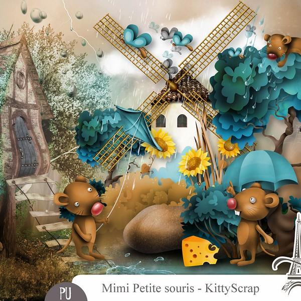 Mimi petite Souris dans Février previe72