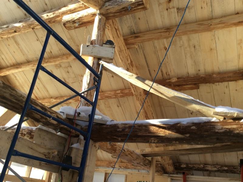 image30 LaMortaise.com - Cabane à sucre  technique de construction - Forum LaMortaise.com - La référence en ébénisterie