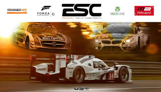 Championnat d'Endurance Forza Motorsport 6.