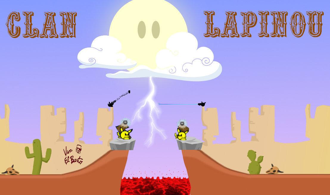 Clan Lapinou Teeworld