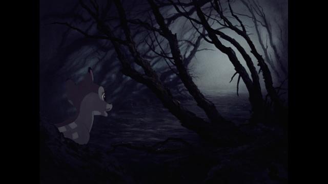 La forêt Hanté