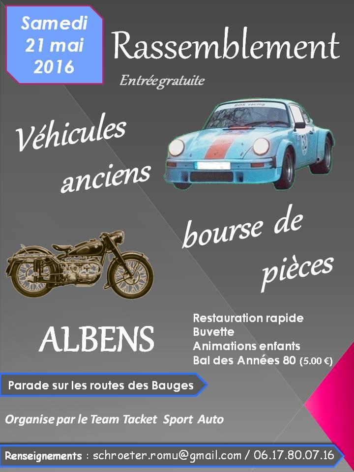 rencontre voiture collection