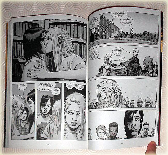 Forum swisscollectors consulter le sujet collection de - Livre de poche walking dead ...