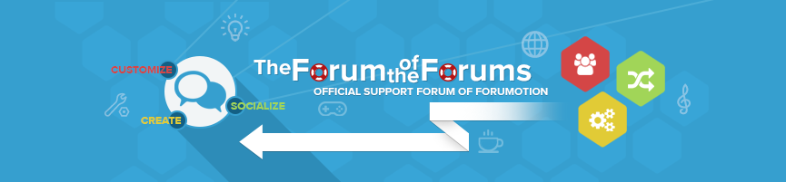 The forum of the forums