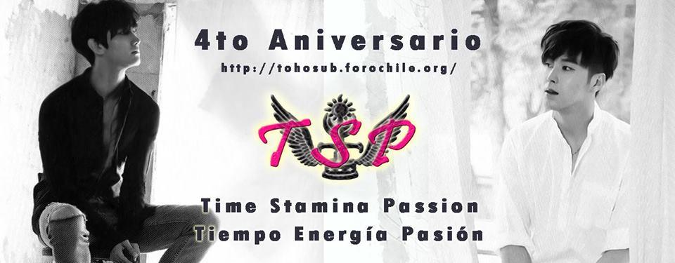 Time Stamina Passion