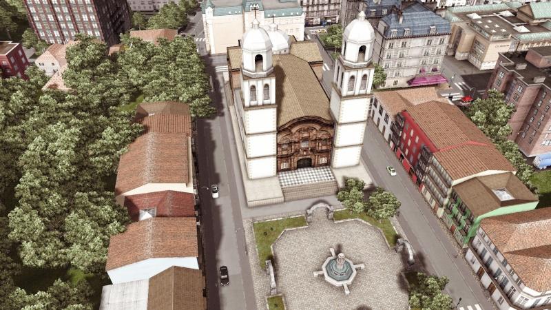 image Eglise Sainte-Anne de Longsanglot