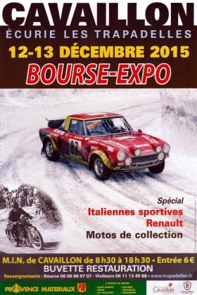 84 12 13 12 15 bourse expo de cavaillon 2015 for Bourse exterieur gratuit