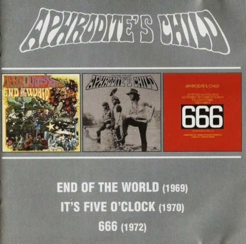 aphrodites child discography download