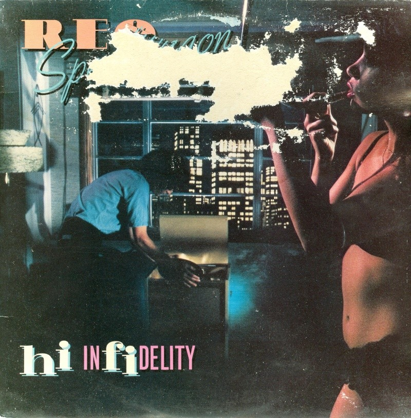 reo speedwagon hi infidelity 1980 60 39 s 70 39 s rock. Black Bedroom Furniture Sets. Home Design Ideas