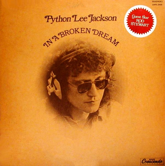 Resultado de imagen de python lee jackson 1969