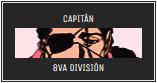 Capitán de la 8va División