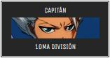 Capitán de la 10ma División