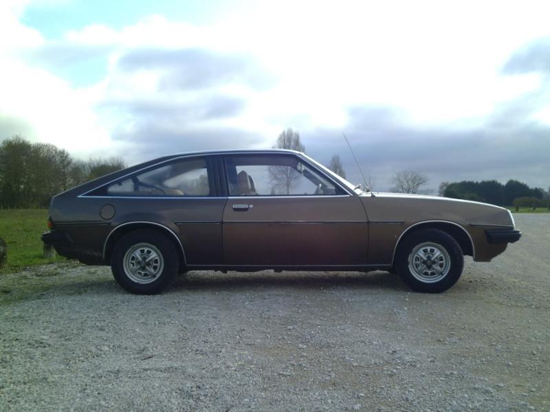 ... Blitz - Forum Opel Anciennes -> La Manta B CC 1300 LS de GregoManta