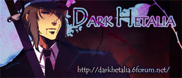 Dark Hetalia