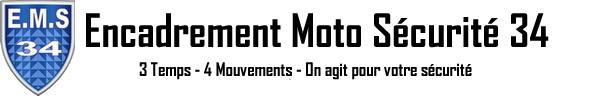 Encadrement Moto Sécurité 34