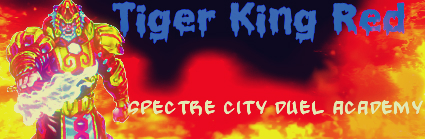 Tiger King Red