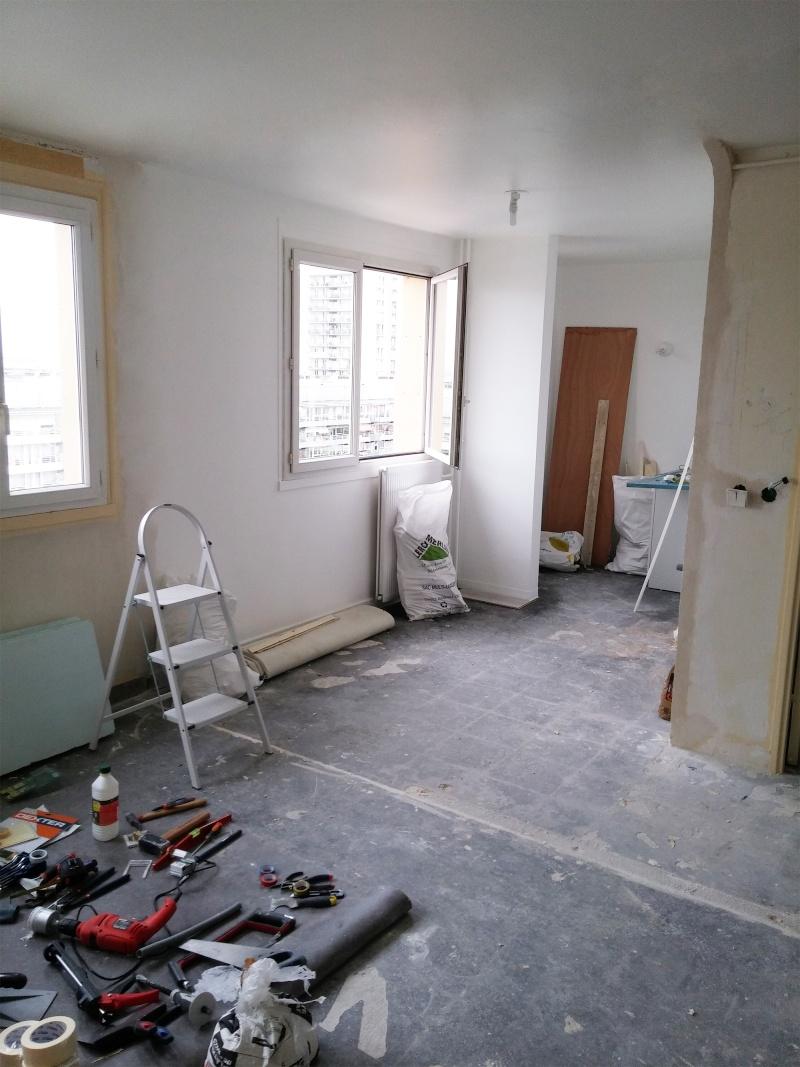 Potrapio1 nouvel appartement o tout est refaire page 2 - Refaire electricite appartement ...