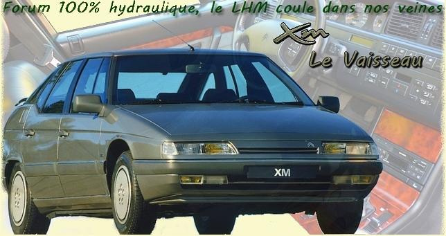 forum Citroën XM, le Vaisseau, élue voiture de l'année 1990
