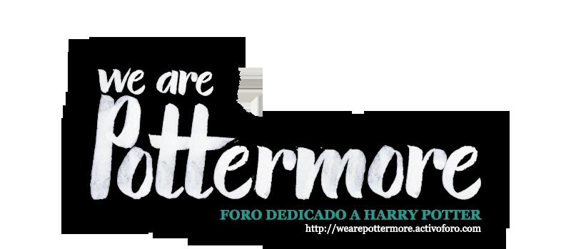 We are Pottermore