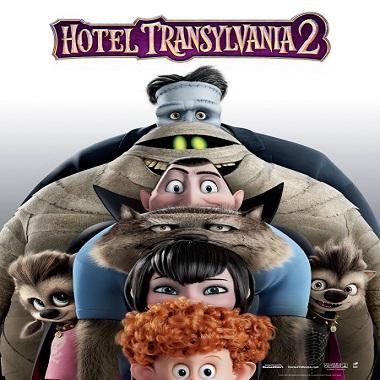فيلم Hotel Transylvania 2 2015 مترجم ديفيدى