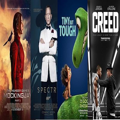 فيلم The Hunger Games 4 يواصل صدارة البوكس أوفيس