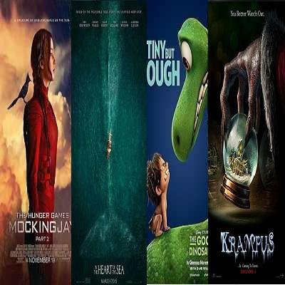فيلم The Hunger Games يواصل صدارة البوكس أوفيس للاسبوع الـ 4