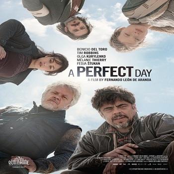 فيلم A Perfect Day 2015 مترجم دي في دي